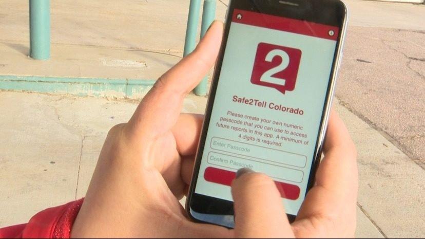 Safe2Tell app