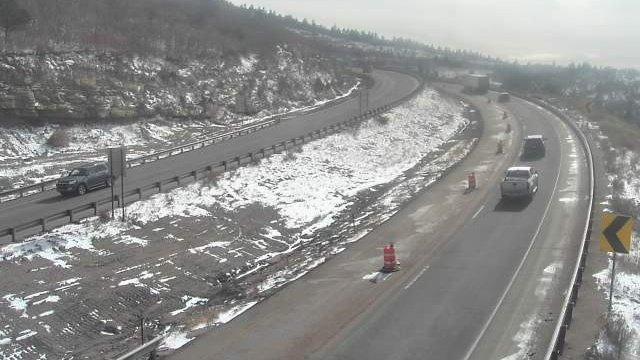 I-25 near New Mexico