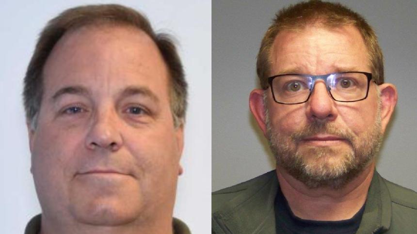 sex offender mugshots Cropped