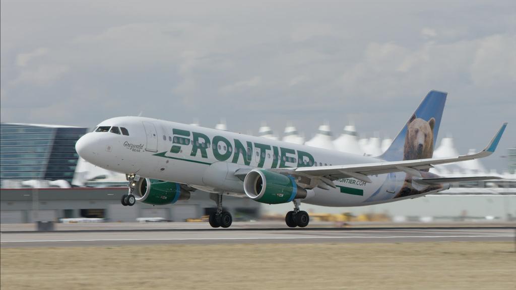 Frontier Airlines adds nonstop flights to Orlando from Colorado Springs - KRDO