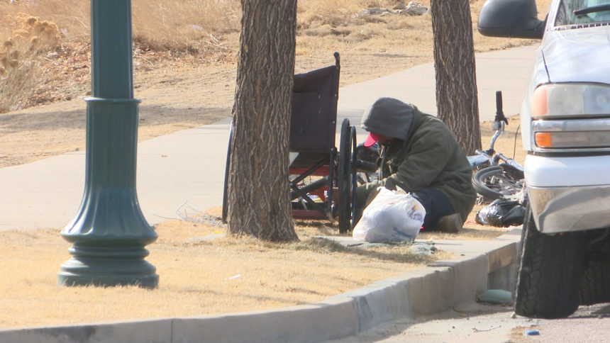 Colorado Springs homelessness grant
