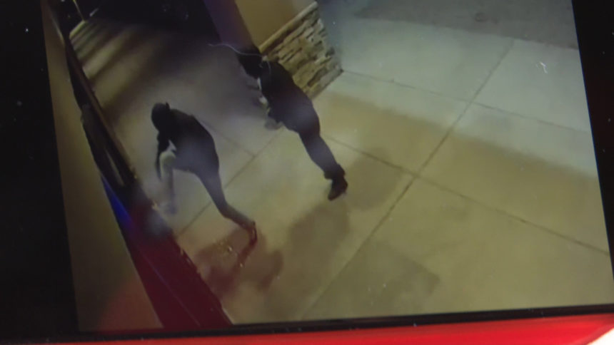 burglarized restaurants