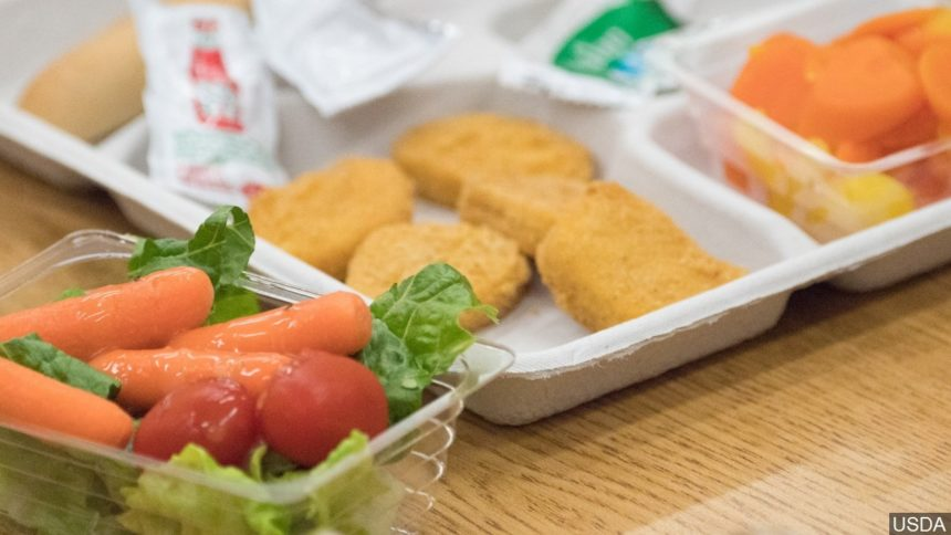 school lunch generic cropped