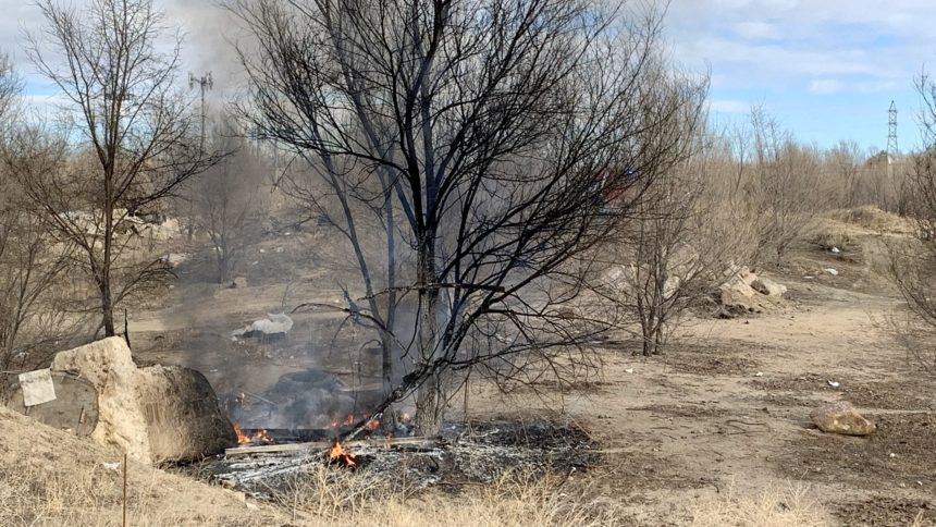 csfd homeless camp fire Cropped