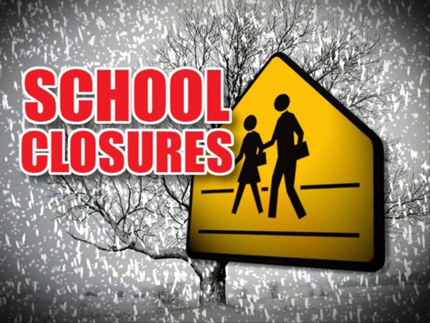 school closing snow day generic