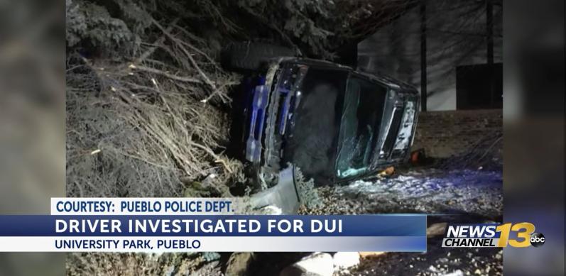 Pueblo accident