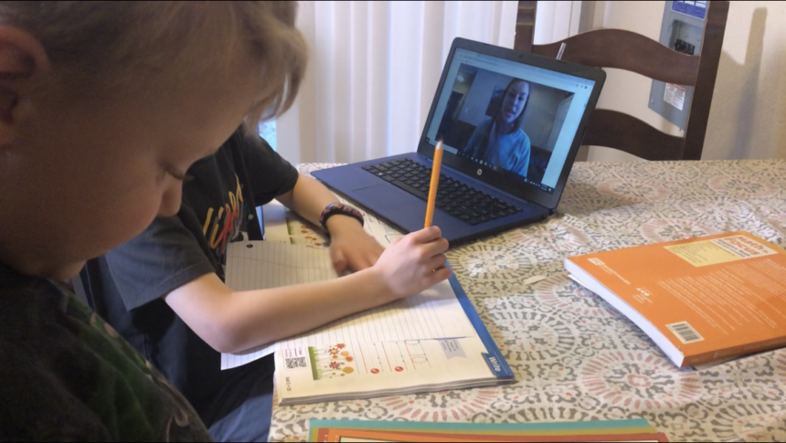 Remote learning during coronavirus