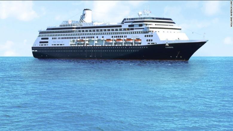 zaandam-cruise-ship