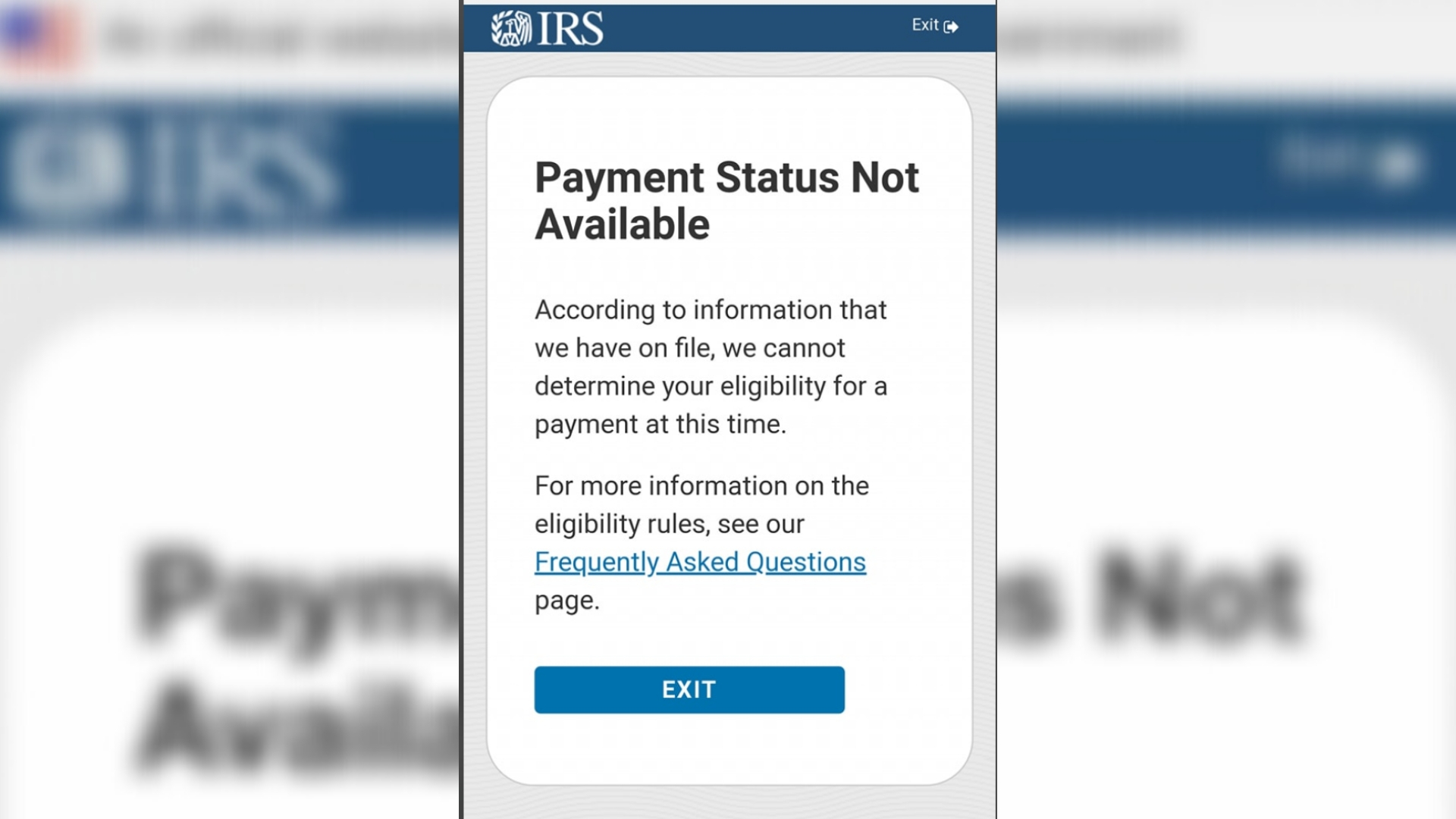 People say they can't find their stimulus check using the IRS' payment  tracker - KRDO