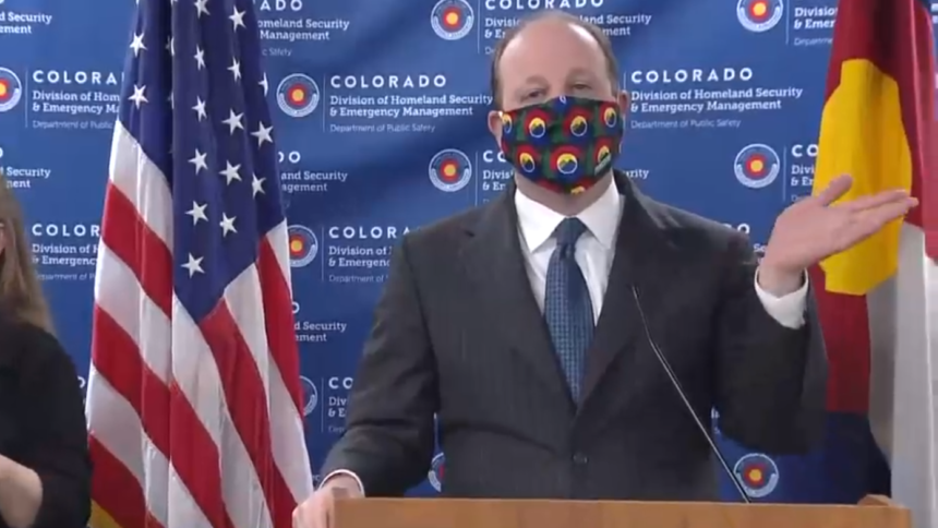 polis cloth mask Cropped