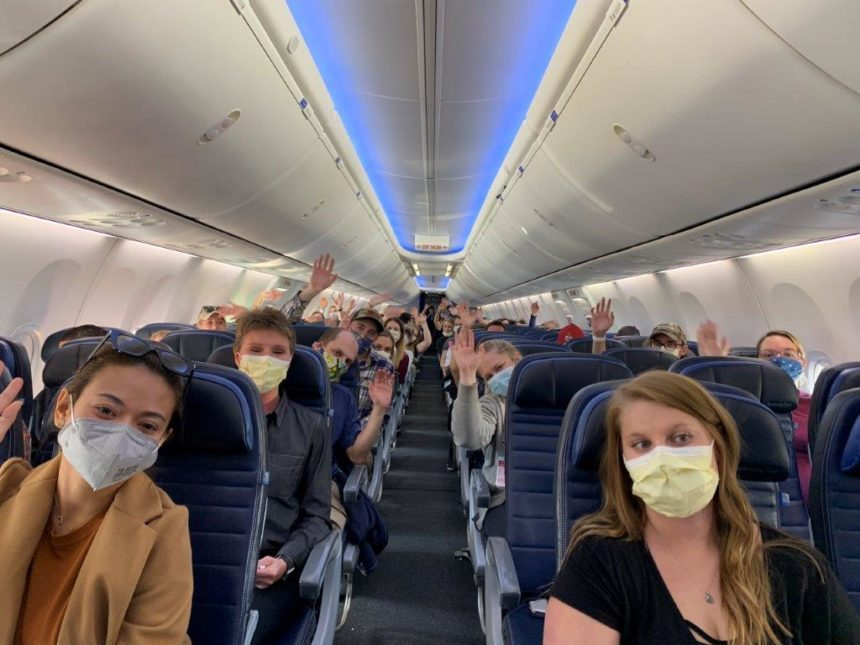Colorado Health Care Workers Onboard