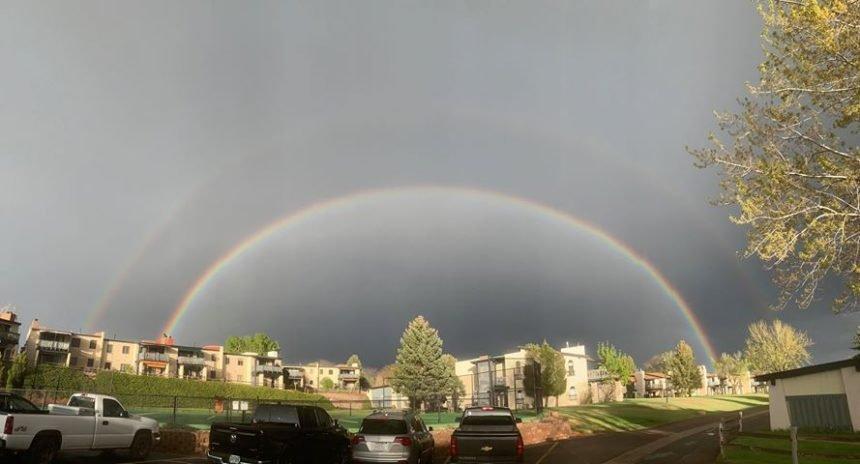 Andrea French-Burkey rainbow