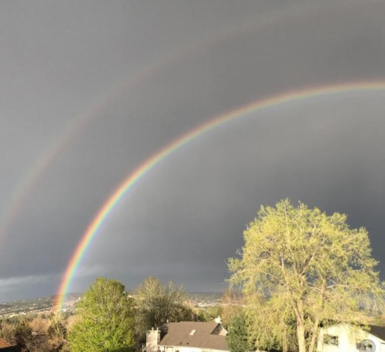 Jon Tuveson rainbow