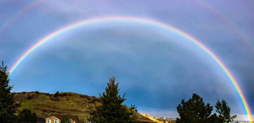Landon Harris rainbow