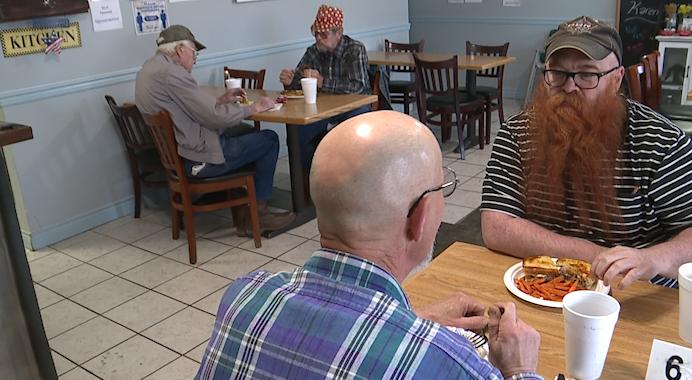 Karen's Kafe remains open for dine-in service