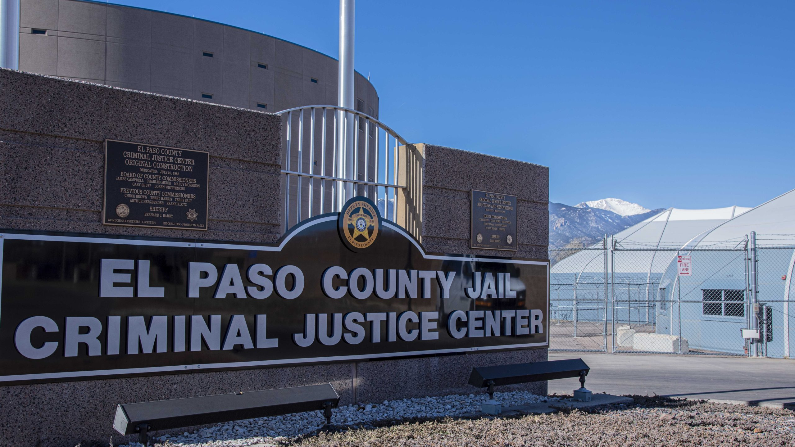 Pikes Peak Region law enforcement at odds with ACLU over bill set to limit arrests and bond - KRDO