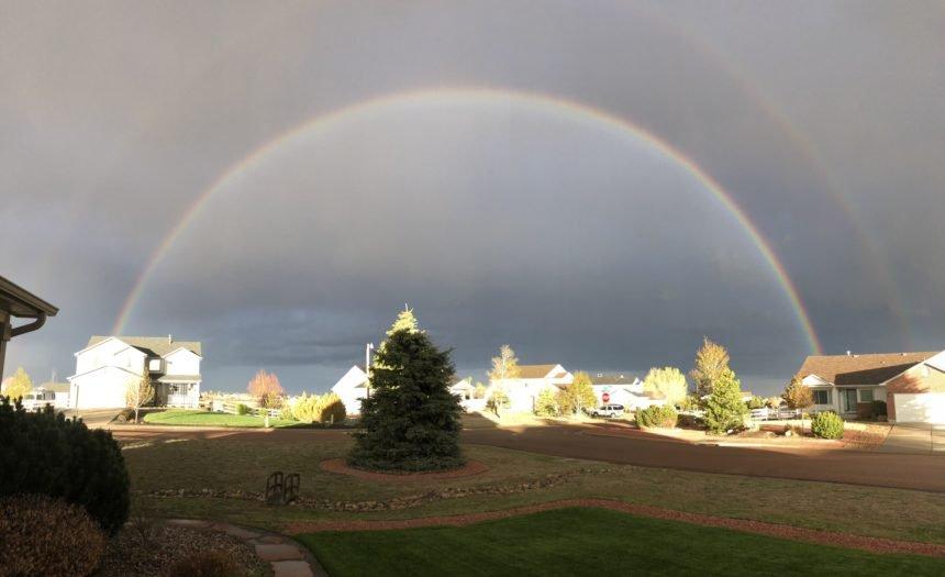 rainbow scott riggs