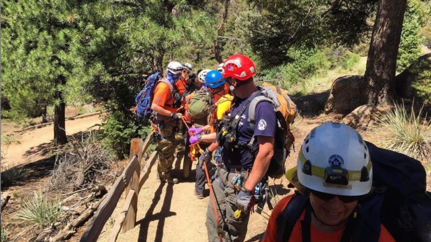 Manitou Incline epcsar rescue Cropped