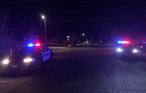 Pueblo officers shoot armed suspect