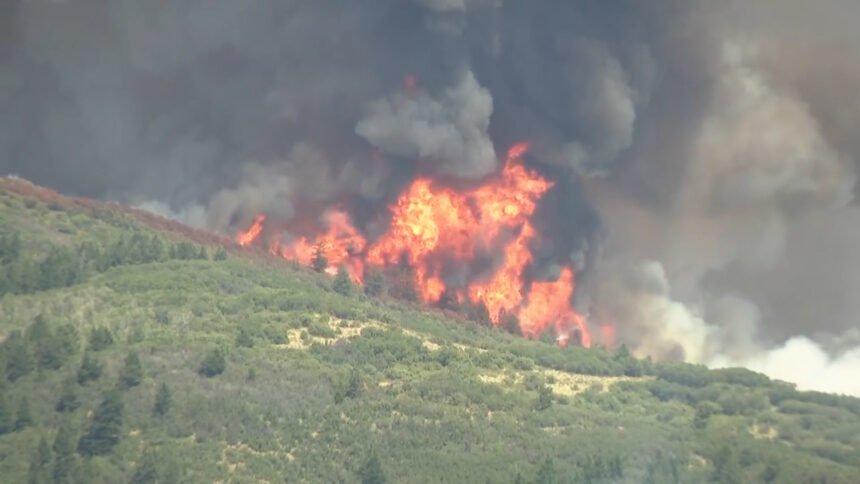COLORADO WILDFIRES 081820
