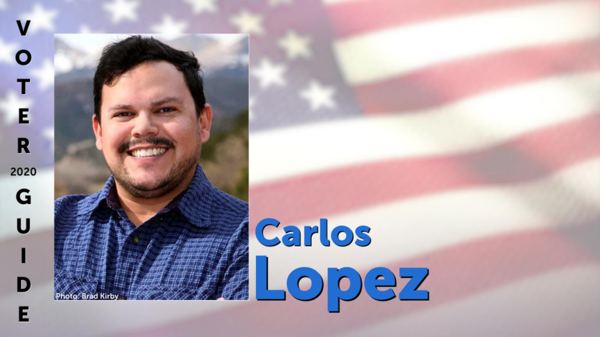 Carlos Lopez graphic