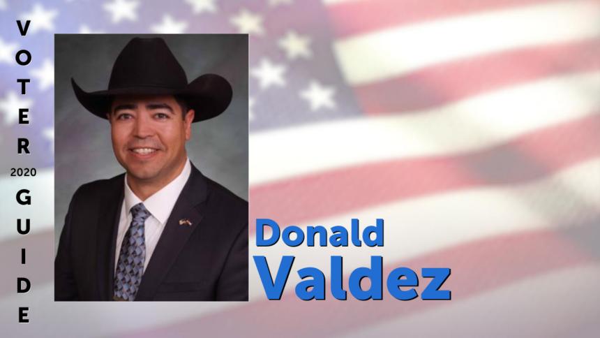 Donald Valdez graphic