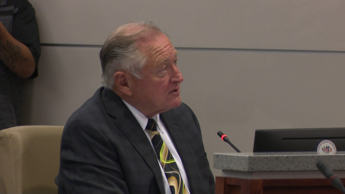 Pueblo Mayor Nick Gradisar