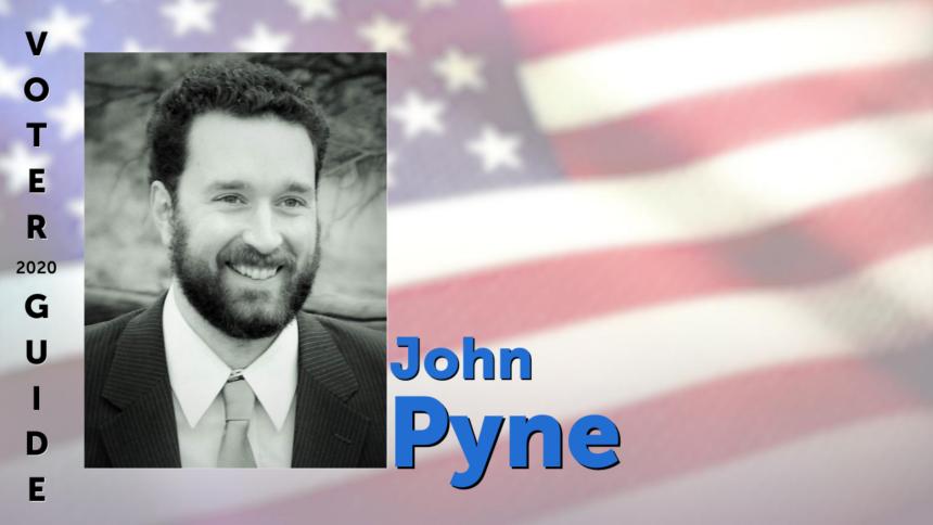 John Pyne graphic