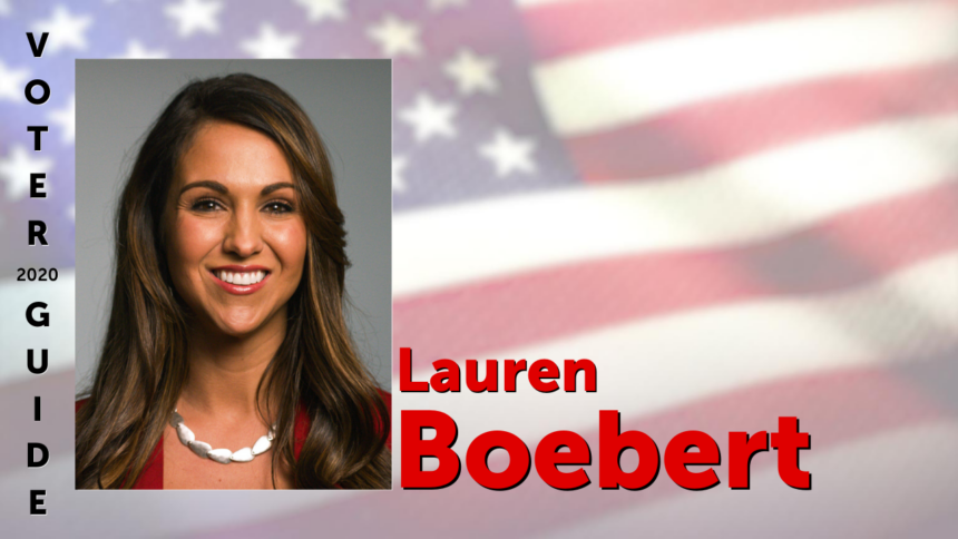 Lauren Boebert graphic