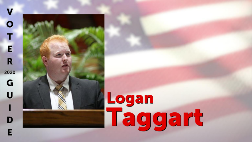 Logan Taggart graphic