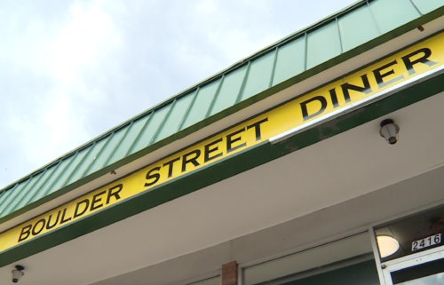 Boulder Street Diner in Colorado Springs