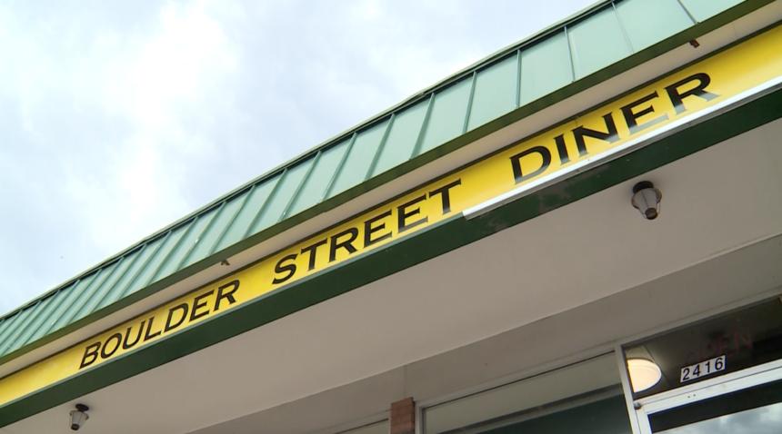 Boulder Street Diner in Colorado Springs