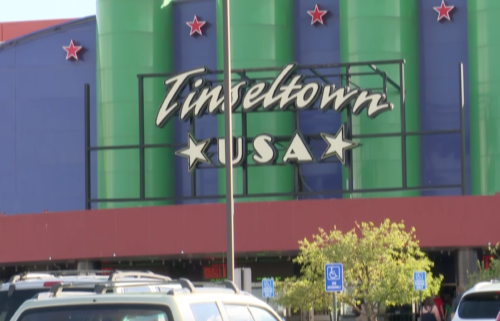 Cinemark Tinseltown USA and XD on Cheyenne Mountain Boulevard, Colorado Springs