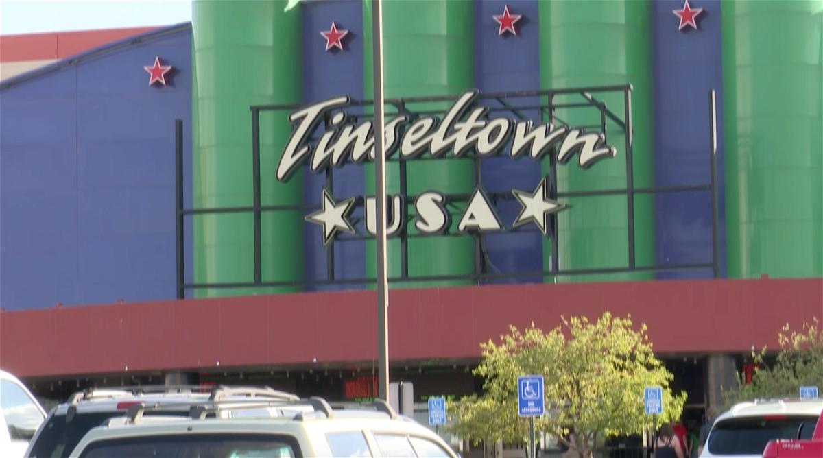Cinemark Tinseltown USA and XD on Cheyenne Mountain Boulevard, Colorado Springs
