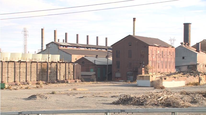 evraz steel mill