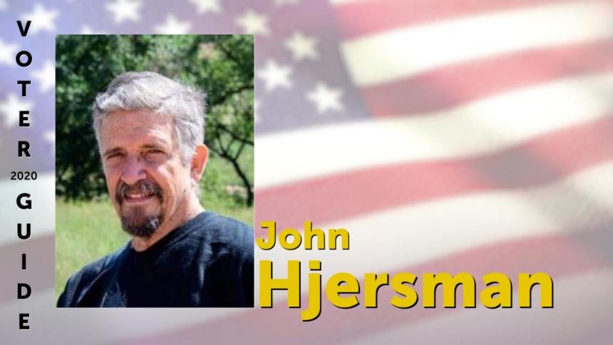 john hjersman graphic