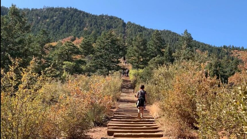 manitou incline 2