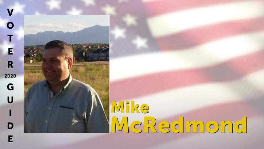 mike mcredmond graphic