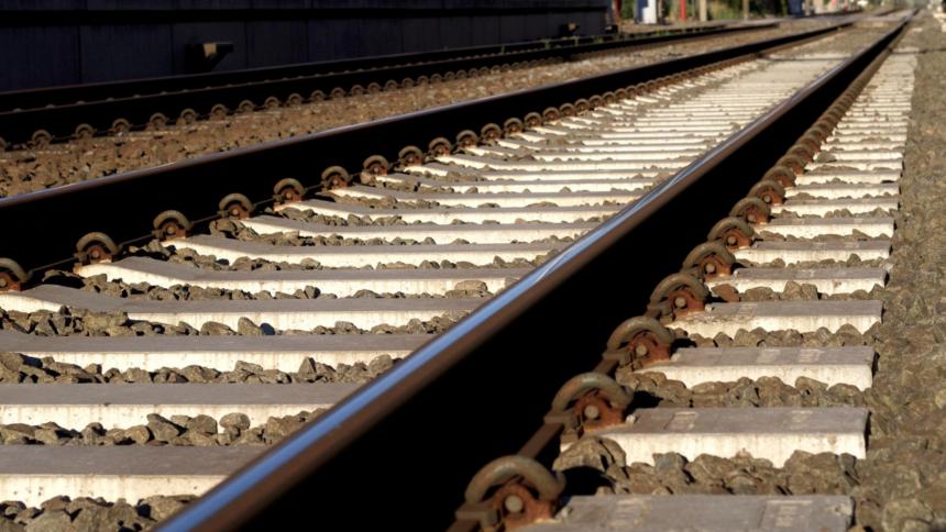 passenger rail train