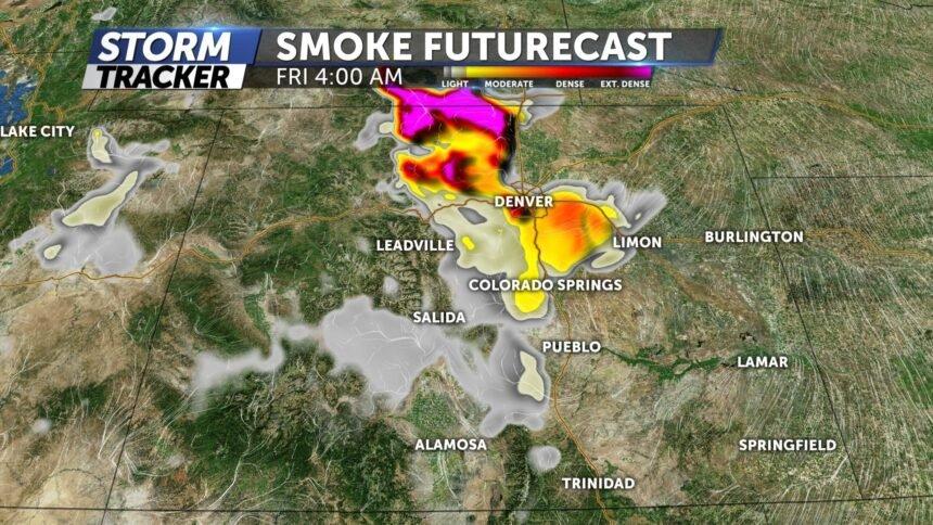 10-1 Fri AM Smoke