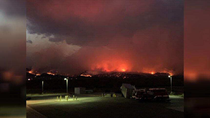 CALWOOD FIRE FSCG