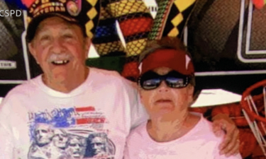 Lee and Stella Vigil, found dead along Monument Creek early Saturday morning.