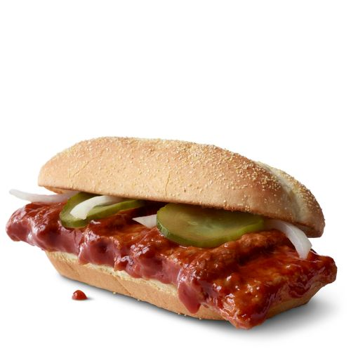 McDonald's is finally bringing back the McRib - KRDO
