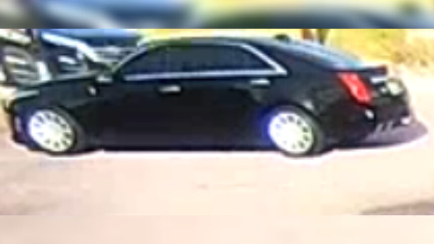attempted robbery suspect car 2