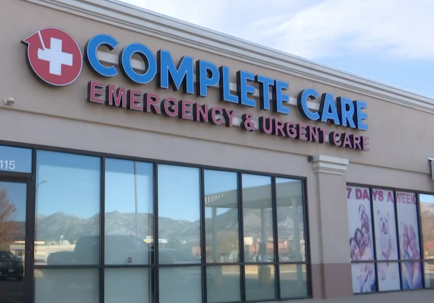 COMPLETE CARE- RAPID TESTING