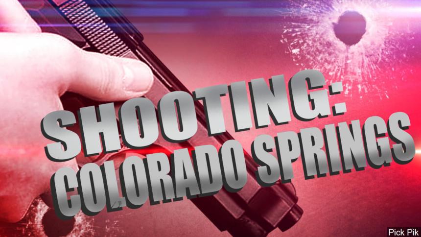 SHOOTING COLORADO SPRINGS