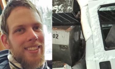 Stephen Houston, killed in crash