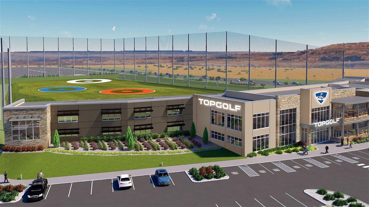 Topgolf building location in Colorado Springs - KRDO