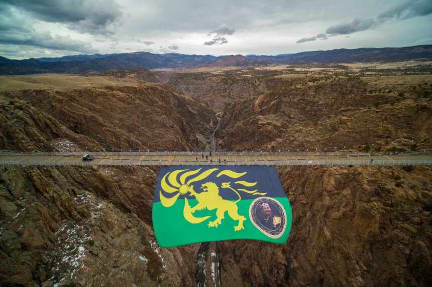 Royal Gorge Bridge + Coming2America