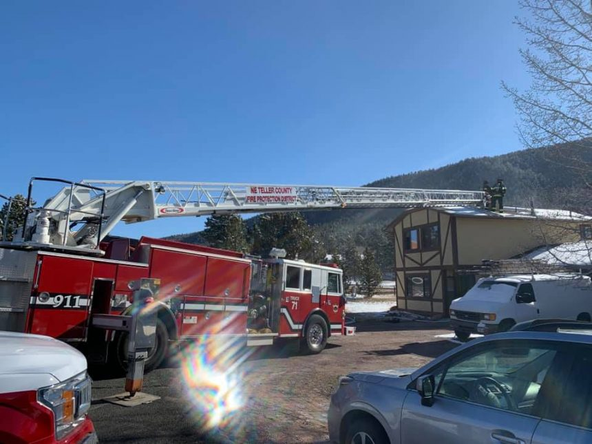 Teller County Fire